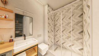 Современные Квартиры в Трабзоне в Благоустроенном Комплексе, Фотографии комнат-10