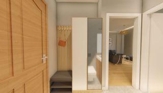 Современные Квартиры в Трабзоне в Благоустроенном Комплексе, Фотографии комнат-12