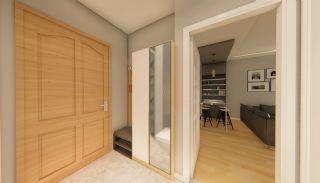 Современные Квартиры в Трабзоне в Благоустроенном Комплексе, Фотографии комнат-13