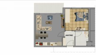 Contemporary Flats with Rich Complex Features in Trabzon, Property Plans-1