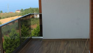 Zee en natuurzicht Trabzon-huizen met privétuinen, Interieur Foto-18