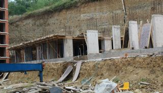 Investment Apartments with Rich Social Facilities in Trabzon, Construction Photos-1