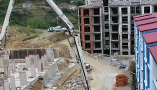 Investment Apartments with Rich Social Facilities in Trabzon, Construction Photos-13