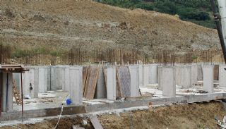 Investment Apartments with Rich Social Facilities in Trabzon, Construction Photos-9