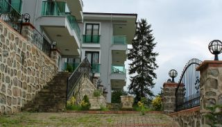 Turnkey Villa for Sale with Great Sea View in Trabzon, Trabzon / Of - video