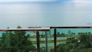 Kant-en-klare villa te koop met prachtig zeezicht in Trabzon, Trabzon / Of - video