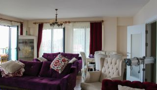 Turnkey Villa for Sale with Great Sea View in Trabzon, Interior Photos-1
