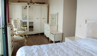 Kant-en-klare villa te koop met prachtig zeezicht in Trabzon, Interieur Foto-13