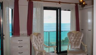Turnkey Villa for Sale with Great Sea View in Trabzon, Interior Photos-15
