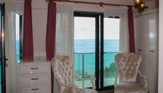 Kant-en-klare villa te koop met prachtig zeezicht in Trabzon, Interieur Foto-15