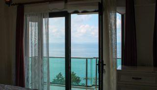 Kant-en-klare villa te koop met prachtig zeezicht in Trabzon, Interieur Foto-16