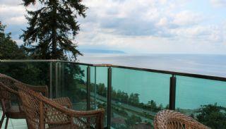 Kant-en-klare villa te koop met prachtig zeezicht in Trabzon, Interieur Foto-22