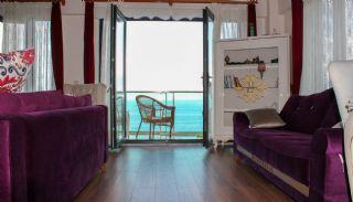Kant-en-klare villa te koop met prachtig zeezicht in Trabzon, Interieur Foto-3