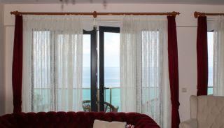 فيلا جاهزة للبيع مطلة على البحر في طرابزون, تصاوير المبنى من الداخل-4
