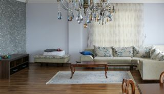Trabzon Akçaabat'ta Deniz Manzaralı Satılık Triplex Villa, İç Fotoğraflar-1