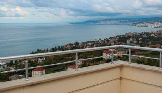 Mit der Natur verflochtene Triplex-Villa in Akçaabat Trabzon, Foto's Innenbereich-16
