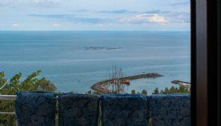 Mit der Natur verflochtene Triplex-Villa in Akçaabat Trabzon, Foto's Innenbereich-19