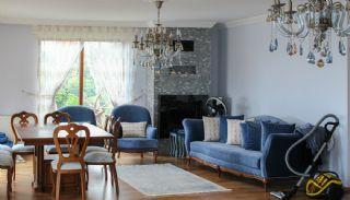 Trabzon Akçaabat'ta Deniz Manzaralı Satılık Triplex Villa, İç Fotoğraflar-4