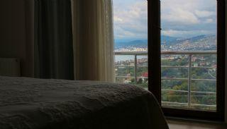 Trabzon Akçaabat'ta Deniz Manzaralı Satılık Triplex Villa, İç Fotoğraflar-8