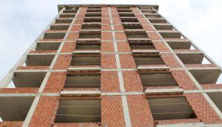 Nagelneue Wohnung in zentraler Lage in Kaşüstü Trabzon, Foto's Bau-8
