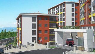 Modern ontworpen woningen met familieconcept in Trabzon, Trabzon / Ortahisar - video