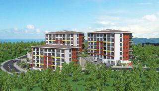 Modern ontworpen woningen met familieconcept in Trabzon, Trabzon / Ortahisar