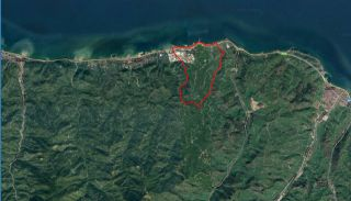 Land for Sale in Trabzon with Panoramic Sea View, Trabzon / Arsin - video
