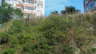 Affordable Land Suitable for Villa Construction in Trabzon, Trabzon / Arakli - video