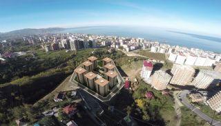 Familjevänliga lägenheter med havsutsikt i Akçaabat Trabzon, Trabzon / Akcaabat - video