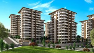 Familjevänliga lägenheter med havsutsikt i Akçaabat Trabzon, Trabzon / Akcaabat