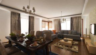 Familjevänliga lägenheter med havsutsikt i Akçaabat Trabzon, Interiör bilder-1