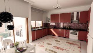 Familjevänliga lägenheter med havsutsikt i Akçaabat Trabzon, Interiör bilder-3