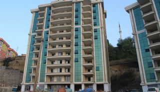Affordable Apartments In a Developing Region in Trabzon, Construction Photos-2