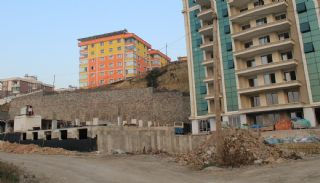 Affordable Apartments In a Developing Region in Trabzon, Construction Photos-3