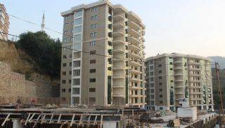 Affordable Apartments In a Developing Region in Trabzon, Construction Photos-5