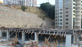Affordable Apartments In a Developing Region in Trabzon, Construction Photos-6