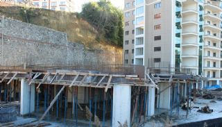Affordable Apartments In a Developing Region in Trabzon, Construction Photos-11