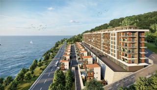 Sea View Properties Intertwined with Nature in Trabzon, Trabzon / Arakli - video