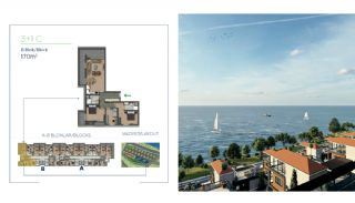 Sea View Properties Intertwined with Nature in Trabzon, Property Plans-8