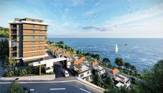 Ruime villa's met privétuin en zwembad in Trabzon, Trabzon / Arakli - video
