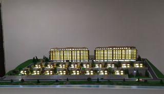 Ruime villa's met privétuin en zwembad in Trabzon, Vloer Plannen-3