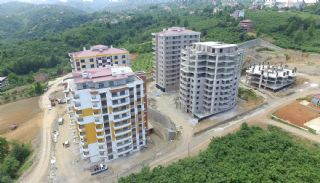 Comfortabele Trabzon Appartementen in Luxe Project, Bouw Fotos-3