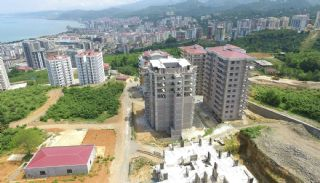 Comfortabele Trabzon Appartementen in Luxe Project, Bouw Fotos-4