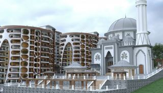 Comfortabele Trabzon Appartementen in Luxe Project, Trabzon / Yalincak - video