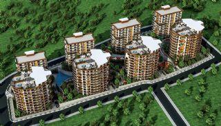 Komfortable Trabzon Wohnungen im Luxus Projekt, Trabzon / Yalincak