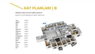 Komfortable Trabzon Wohnungen im Luxus Projekt, Immobilienplaene-3