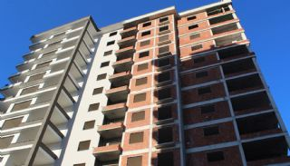 Appartements Au Centre Près des Commodités à Trabzon,  Photos de Construction-1