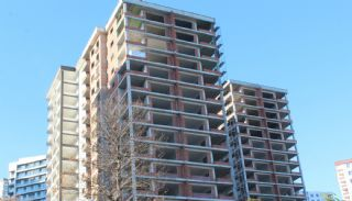 Central Apartments Close to All Amenities in Trabzon, Construction Photos-2