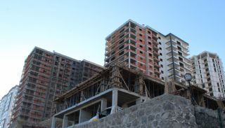 Central Apartments Close to All Amenities in Trabzon, Construction Photos-3