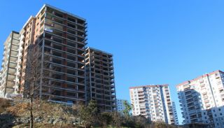 Appartements Au Centre Près des Commodités à Trabzon,  Photos de Construction-4